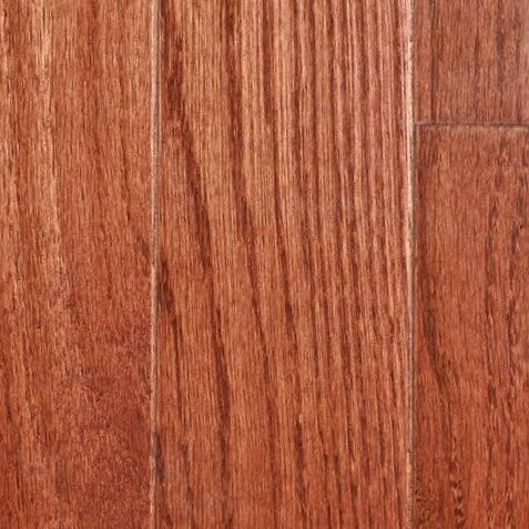 "2 1/4"" x 3/4"" White Oak - Prefinished Cherry"