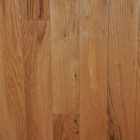 "4 1/4"" x 3/4"" White Oak - Prefinished Honey Rose"