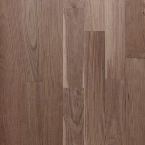 "4"" x 5/8"" Select Walnut - Unfinished (5'-10' Lengths)"