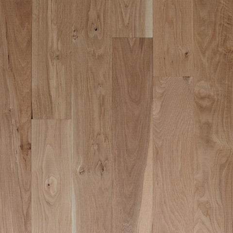 "3 1/4"" x 5/8"" #1 Common White Oak - Unfinished Engineered"