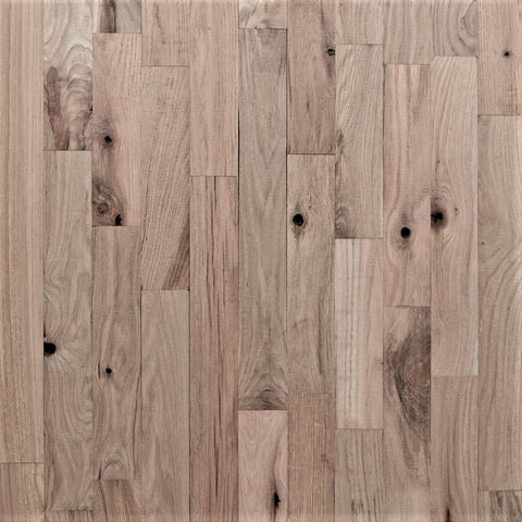 "3"" x 3/4"" #3 Common White Oak - Unfinished"