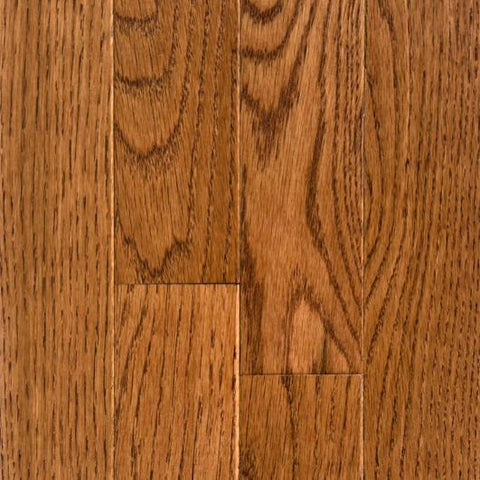 "2 1/4"" x 3/4"" White Oak - Prefinished Colonial"