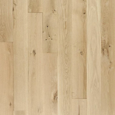 "9"" x 3/4"" Character White Oak - Unfinished (5'-10' Lengths)"