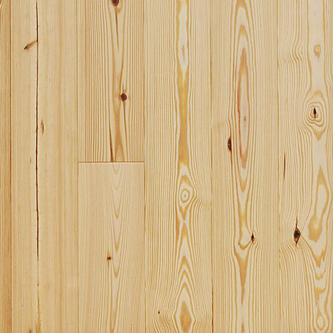 Yellow Pine Stair Tread