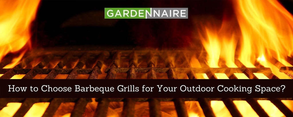 How to Choose Barbeque Grills for Your Outdoor Cooking Space?