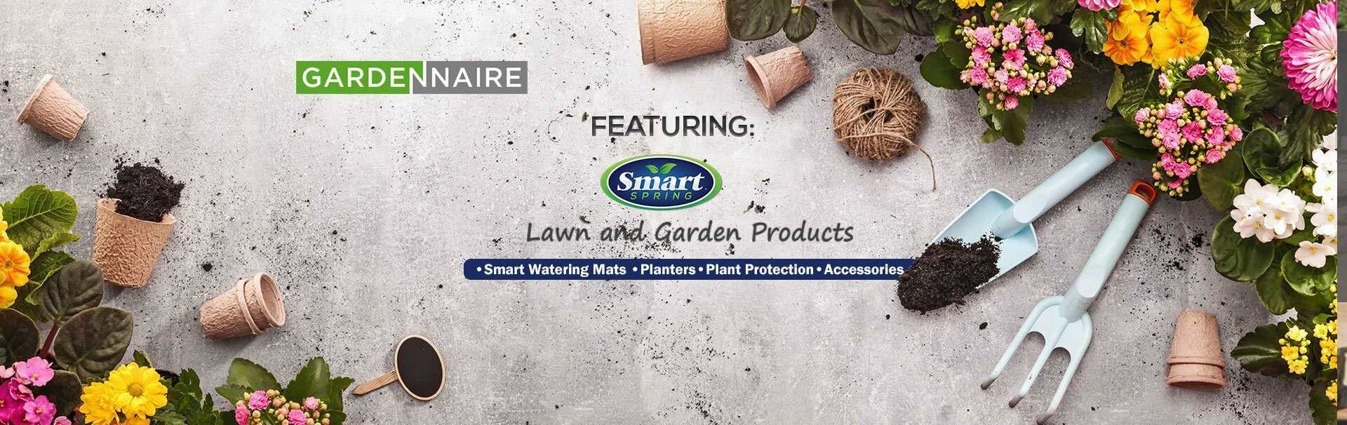 Smart Spring Lawn and Garden Products Austin Texas