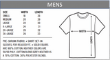 Pants T-Shirt (Mens)