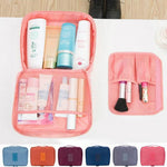 Cysincos Makeup Organizer Cosmetic Case Container