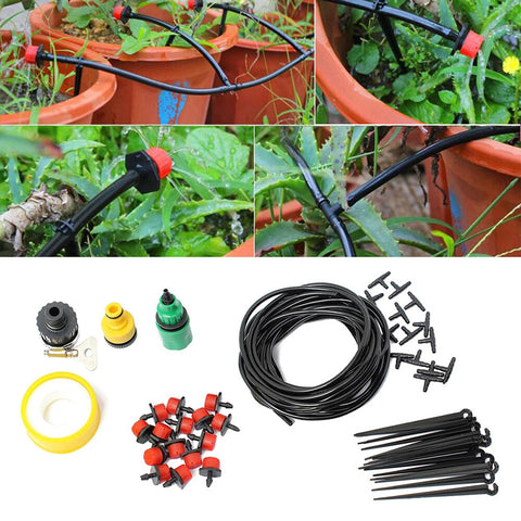 Garden Patio Water Mister Drip Irrigation Air
