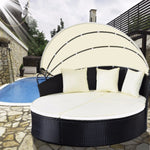 Outdoor Patio Sofa Furniture Round