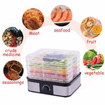 Home 5 Layers Portable Fruit and Vegetable