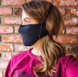MADE IN USA Face Masks In BLACK