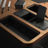 Mobile Prep Kitchen by Everdure