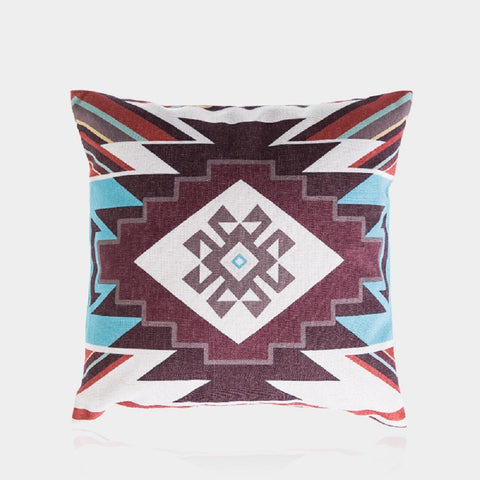 "Navajo Pillow Cover 18"" x 18"""