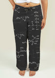 Ladies Pajama Pants with Seamless pattern - Gardennaire
