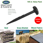 Smart Spring Landscape and Garden Stakes - Gardennaire