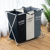 Gardennaire Home - Foldable Hamper with Clothes Sorter - Gardennaire