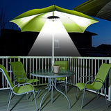 YWXLight Patio Umbrella Light Cordless 28 LED