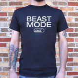 Beast Mode On T-Shirt (Mens) - Gardennaire