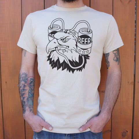 Beer Eagle T-Shirt (Mens)