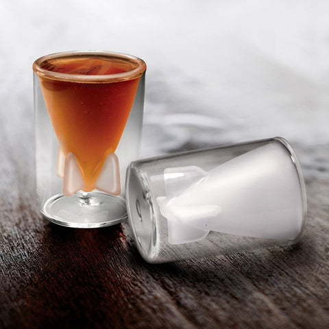 Gardennaire Pub Line - Bombs Away Shot Glasses - Gardennaire