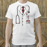 Doctor Costume T-Shirt (Mens)