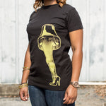Leg Lamp T-Shirt (Ladies) - Gardennaire