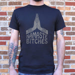 Namaste Bitches Yoga T-Shirt (Mens)