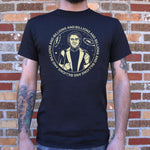 Carl Sagan Billions and Billions T-Shirt (Mens)