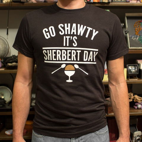 Sherbert Day T-Shirt (Mens)