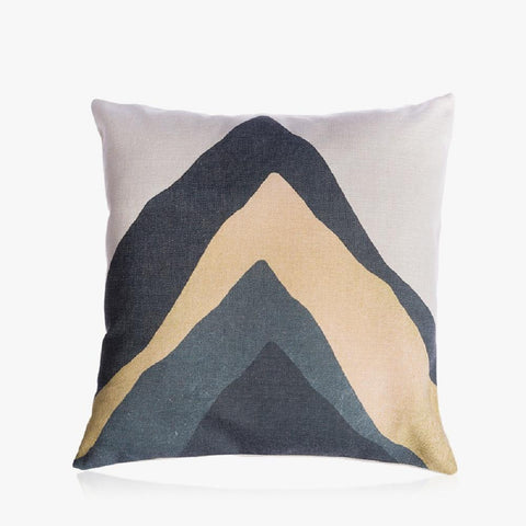 "Smoky Mountain Pillow Cover 18"" x 18"""