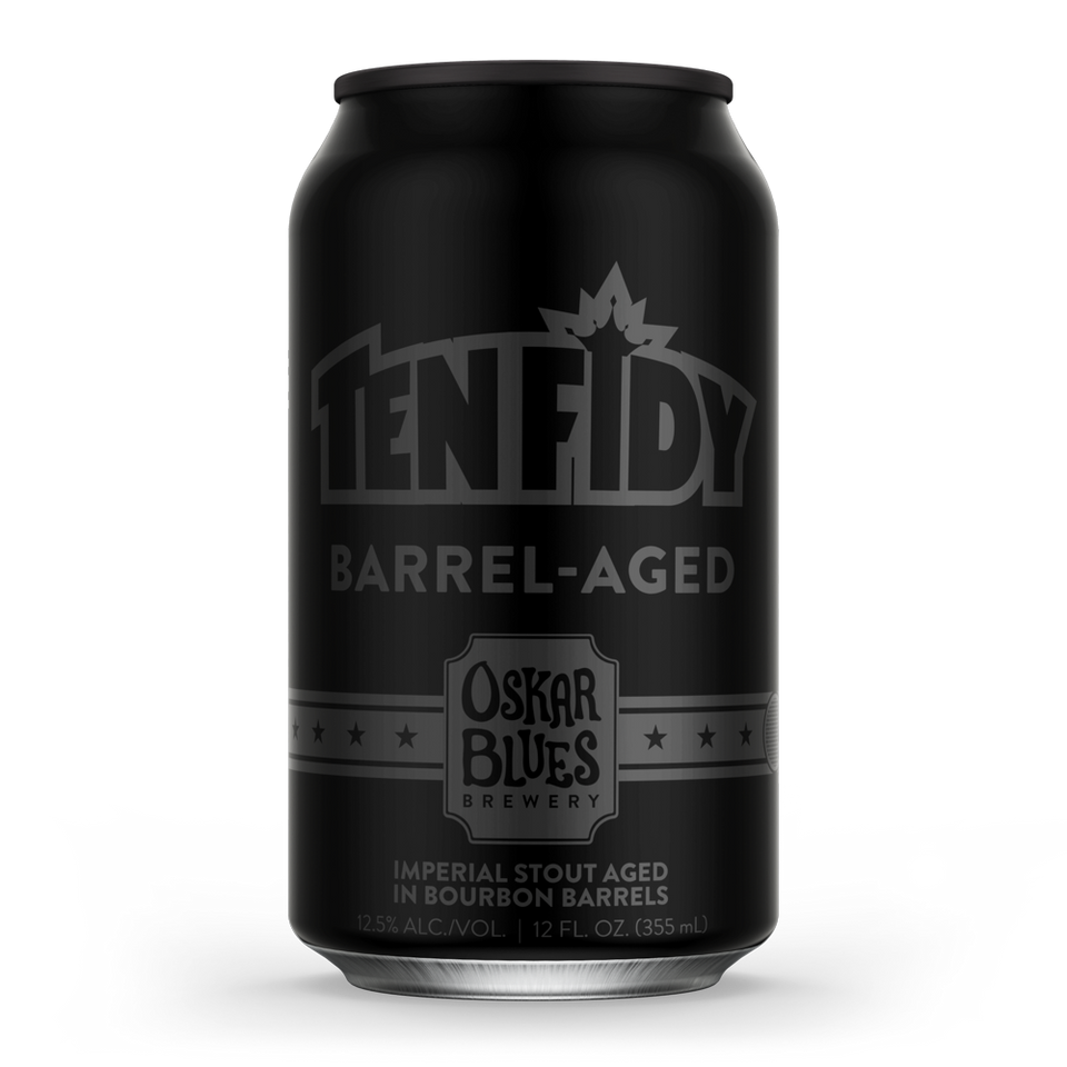 Barrel-aged Ten Fidy Imperial Stout
