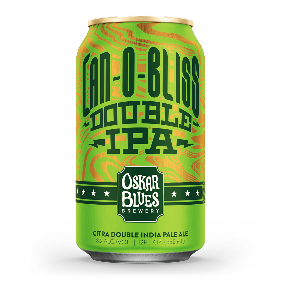 Can-O-Bliss Citra Double IPA