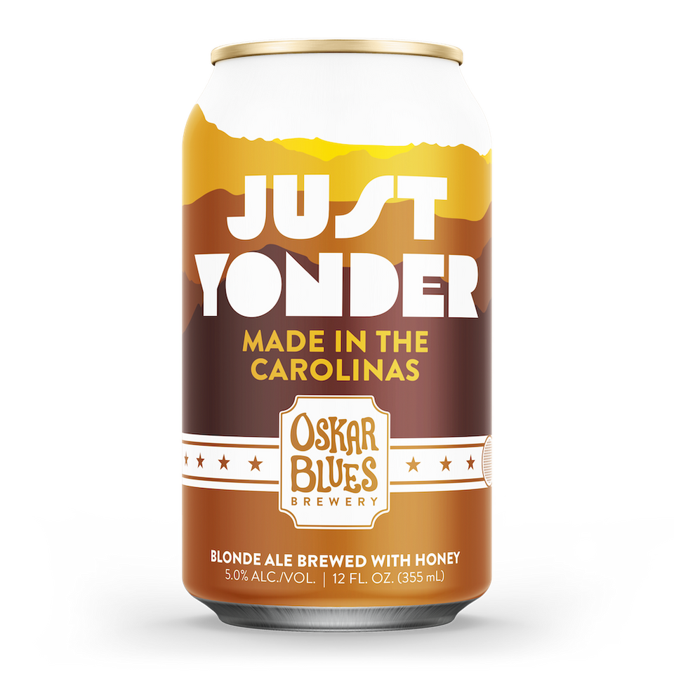 Just Yonder Honey Blonde Ale