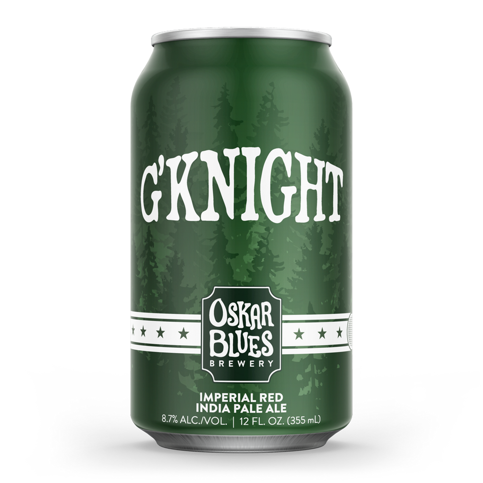 G'Knight Imperial Red IPA