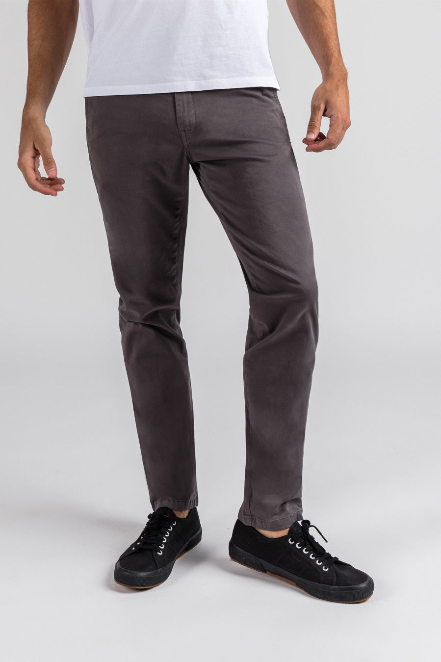Washed Chino Extra Slim NewYorker