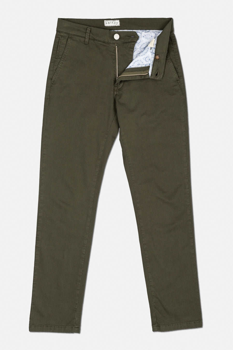 Washed Chino Extra Slim Amazon