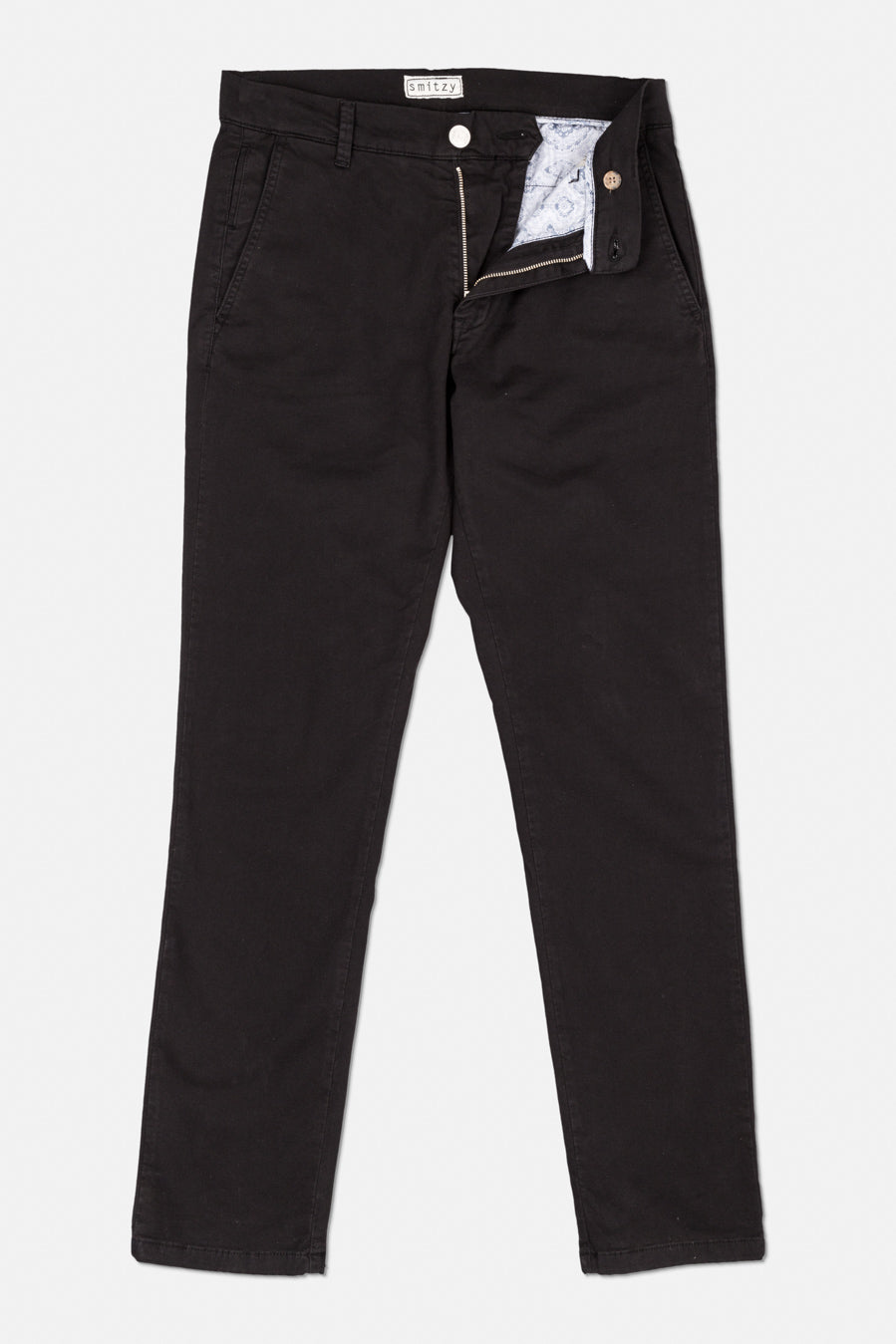 Washed Chino Slim Midnight