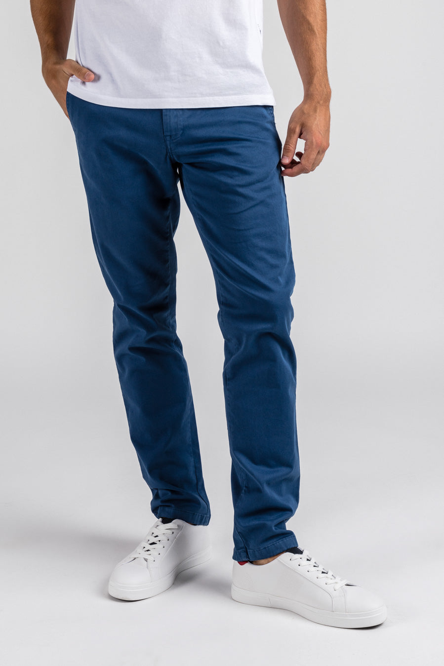 Washed Chino Slim Pacific