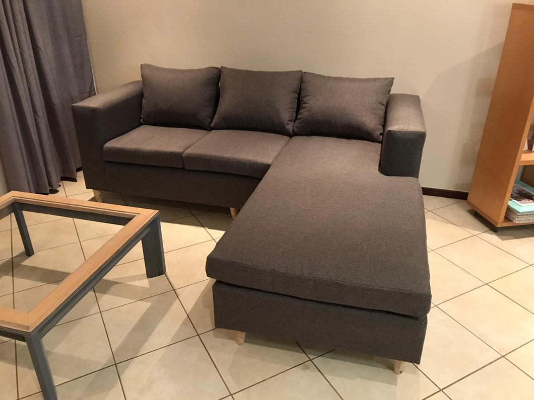 Picture of: Classic L Shaped Couch Sahara Africa Furnitures
