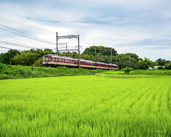 Japan Country Train