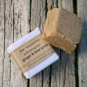 Ginger & Lime Exfoliating Bar - Bar Necessities