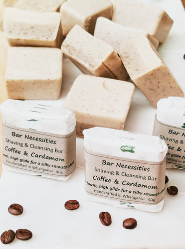 Shaving & Cleansing Bar - Bar Necessities