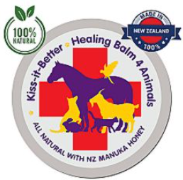 Healing Balm for Animals - Mates for Life