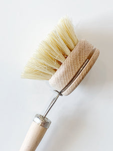 Teakwood Dish Brush Replacement Head