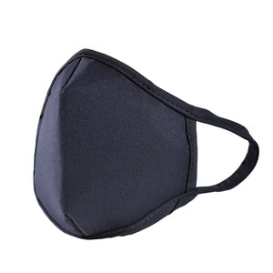 Reusable Filtering Face Mask | Black