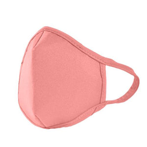 Reusable Filtering Face Mask | Rose