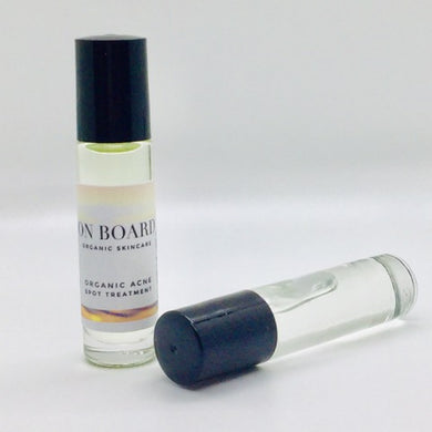 Organic Acne Spot Treatment