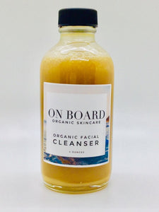 Organic Facial Cleanser