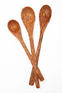 100% Natural Coconut Wood Spoons